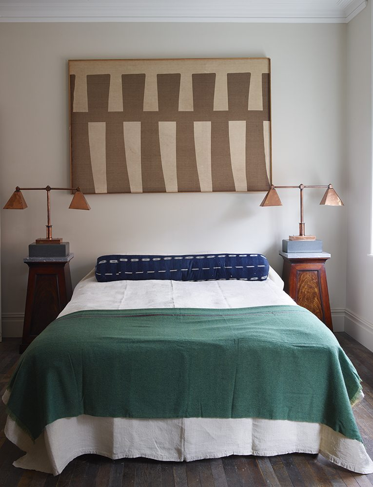 Superieur Indigo Bedroom