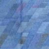 large blue kilim