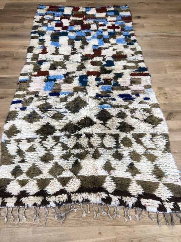 colourful mosaic runner moroccan berber runner