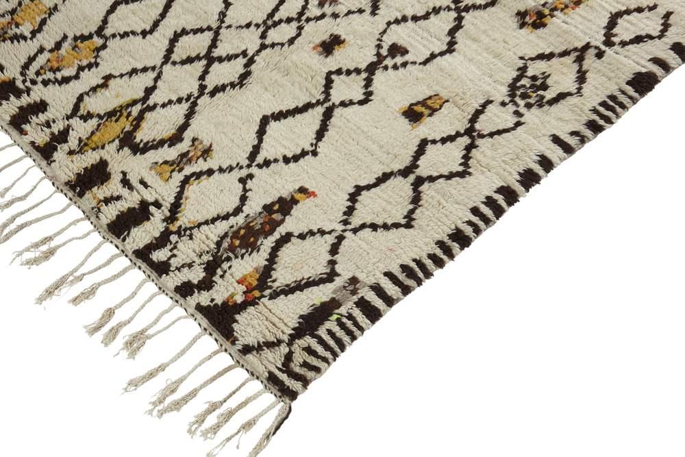 Moroccan Vintage Azilal Rug