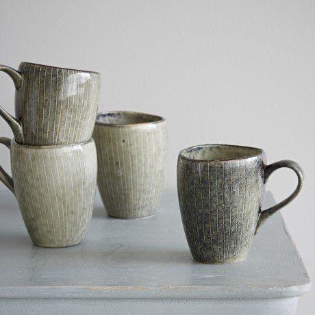 Broste Nordic Sea Classic Stoneware Mug, £6.95, Trouva