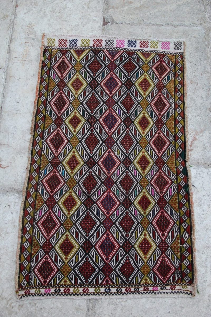 vintage oversized canary amaryllis products rug textiles tribal curated lane runner bold turkish
