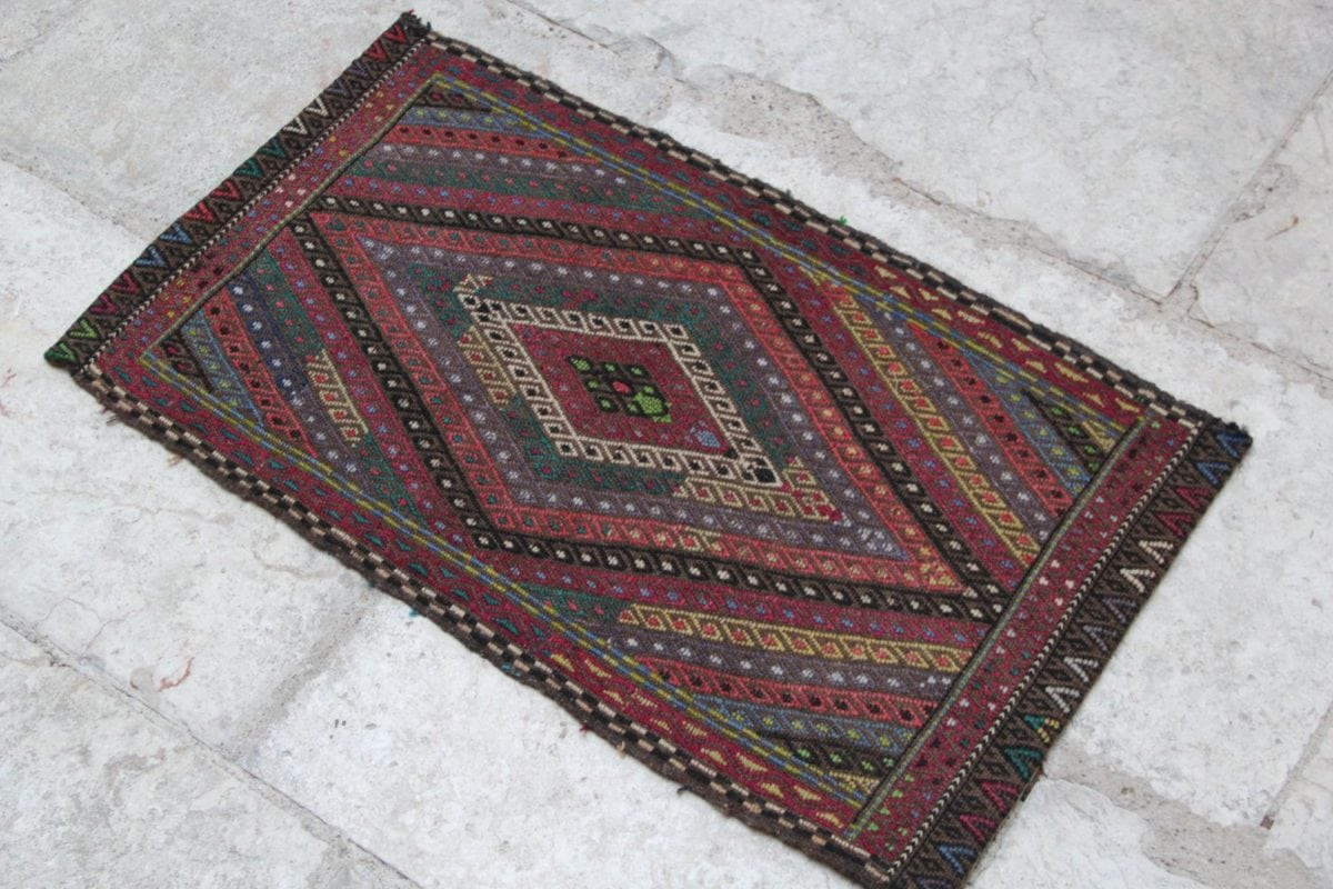 Pair Of Small Turkish Mats Emily S House London